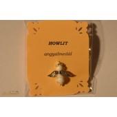 Howlit angyalmedál